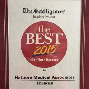The Best of 2015 - Hatboro Medical Associates
